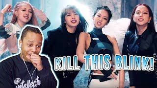 Video Reacting To BLACKPINK - Kill This Love M/V MP3, 3GP, MP4, WEBM, AVI, FLV April 2019