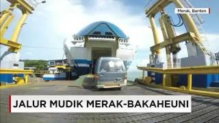 Video Ekspedisi Jalur Mudik, Merak - Bakaheuni MP3, 3GP, MP4, WEBM, AVI, FLV Januari 2019
