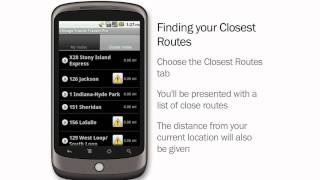 Chicago Transit Tracker Pro YouTube video