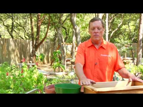 Gardening Tips : What Is Container Gardening?