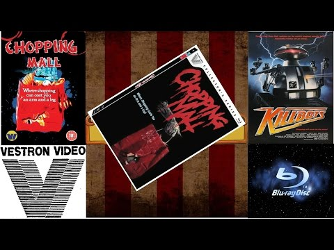 Vestron Video Review - #1 Chopping Mall ( 1986 )