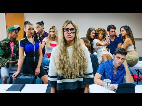 First Day Of College | Lele Pons