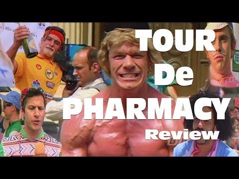 Tour de Pharmacy. Starring John Cena, Review