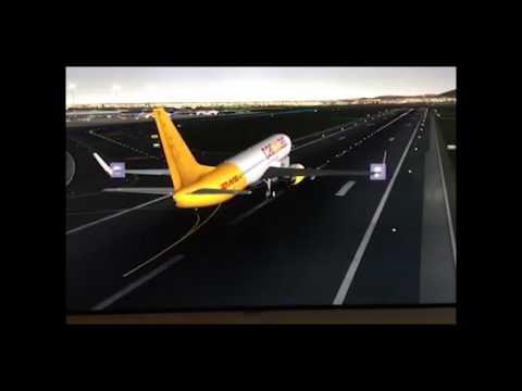 Ricostruzione dell'incidente aereo di Orio