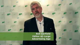 Bob Garfield, Editor-at-Large at AdAge, talks about the changing relationship between brands and people, from a one-way,...