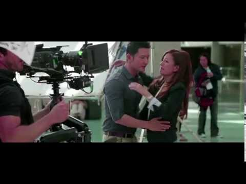 Hollywood Adventures (2015.6.26) - Zhao Wei & Xiaoming