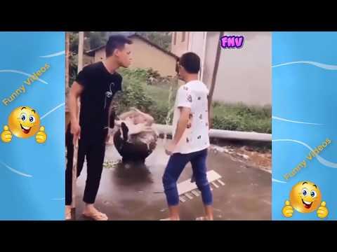 Video hài hước vui nhộn nhất | Những thằng nghịch ngu nhất quả đất - Phần 1