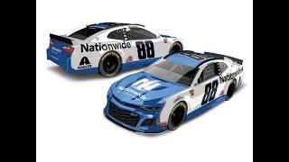 10. 2019 NASCAR Authentics Wave 5 Predictions