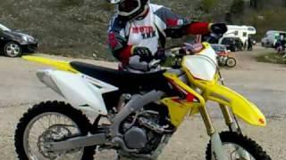 9. suzuki rmz 450 2010