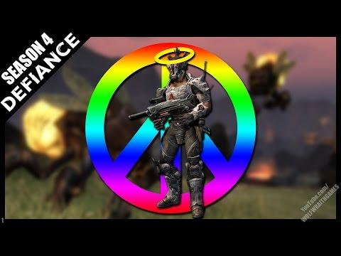 Defiance Season 4 #1 - Good Dark Matter?