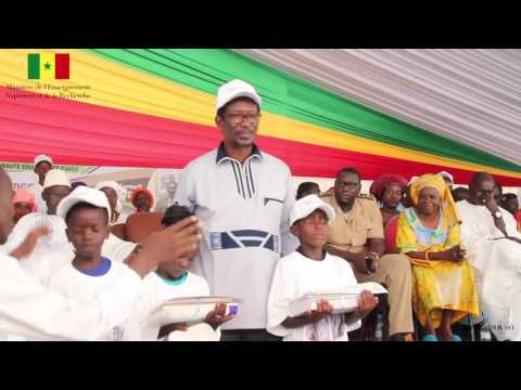 [VIDÉO] Journée de l'excellence de Bango Parrainée par Le Pr Mary Teuw NIANE