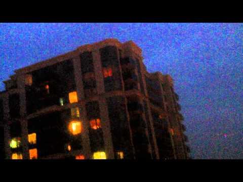 UFO Filmed Over Toronto, Canada