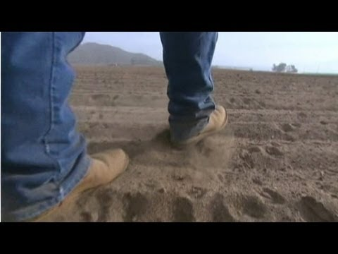 drought - California's drought is hitting farmers hard, forcing them to drill deeper for water or abandon their farms all-together. It's a slow-moving disaster that wi...