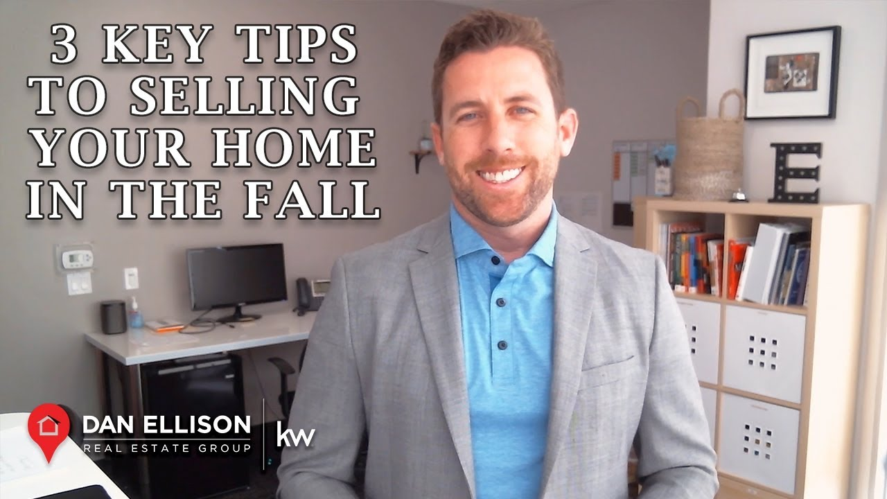 3 Key Tips to Selling Your Home in the Fall
