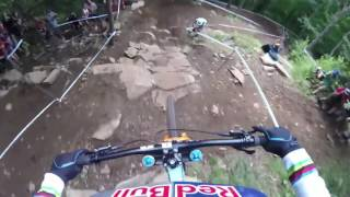 Oct 4, 2016 ... Rachel Atherton's DH MTB Title Winning Run GoPro View UCI MTB ... Published non Oct 4, 2016 ... Steep, Dusty, and Fast Dowhill MTB at the Valnord Finals  UCI nMTB World Cup 2016 ... Rachel Atherton's Perfect 2016 Season – How Did She nDo It? ... The Unbeatable Rachel Atherton - Duration: 4:14.