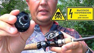 Тест Электроудочки - Shimano 17 scorpion DC