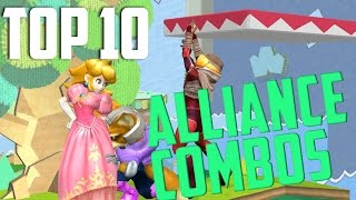 Top 10 Team Combos by Armada & Android