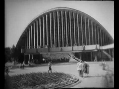 Уникальная экскурсия по Харькову, 1967 год