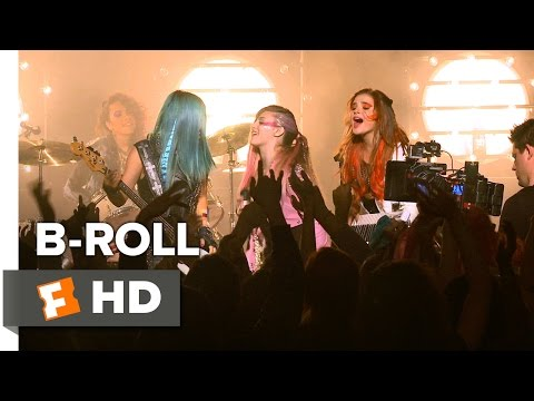 Jem and the Holograms (B-Roll)