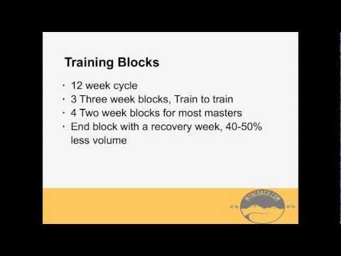Back To Basics, Base Training for Road and MTB Racing