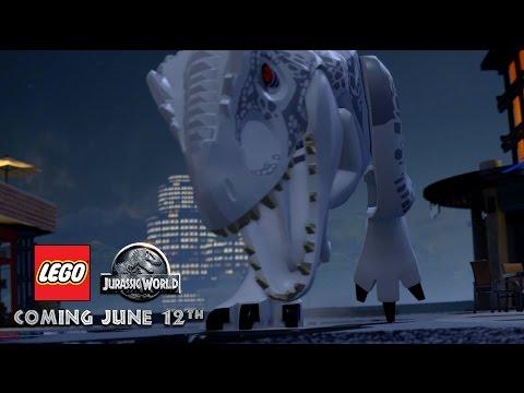 Watch the  LEGO Jurassic World  Video Game