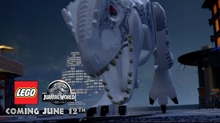 Трейлер Welcome to LEGO Jurassic World