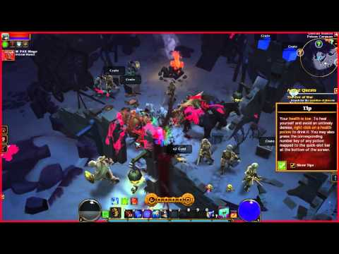 трейлер Torchlight II (CD-Key, Steam, Россия, СНГ)
