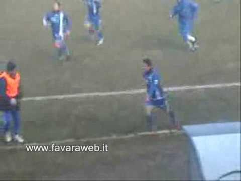 ENNA & FAVARA 0-1 (La rete)