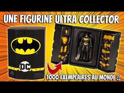 BATMAN La figurine Collector Ultra Rare 1000 Exemplaire Monde Unboxing en Français