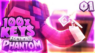 ▸▶► Don't forget to smash that like button ◄◀◂➜ Welcome to episode 1 of Factions Phantom Dimension! Today we have our worst like while we open 100 Ultimate Keys. We also join TheCampingRusher's faction!▬▬▬▬▬▬▬▬▼ Expand ▼▬▬▬▬▬▬▬▬➜If you guys have any suggestions or anything you want to tell me please leave a comment down below! I try to respond to all of my comments! If I don't manage to reply to your comment within a few days of it being posted go ahead and tweet at me, I'm pretty active on twitter!▬▬▬▬▬▬▬▬▬▬▬▬▬▬▬▬▬▬▬▬▬▬▬▬▸▶►Links and stuff ◄◀◂✘ Ip in this Video: pvp.thearchon.net✘ Follow me on Twitter: https://twitter.com/ZachPlays1✘ Current Sub Count: 11,067✘ Help me get to 15,000 Subs: https://www.youtube.com/channel/UCJPS...▬▬▬▬▬▬▬▬▬▬▬▬▬▬▬▬▬▬▬▬▬▬▬▬▸▶► Other stuff! ◄◀◂✘Song: https://www.youtube.com/watch?v=nRa-e...✘ Intro song: Lot to Learn - by Life of Dillon✘ Intro creator: https://www.youtube.com/channel/UC22a...✘ Thumbnail creator: https://twitter.com/InsideOutGFX