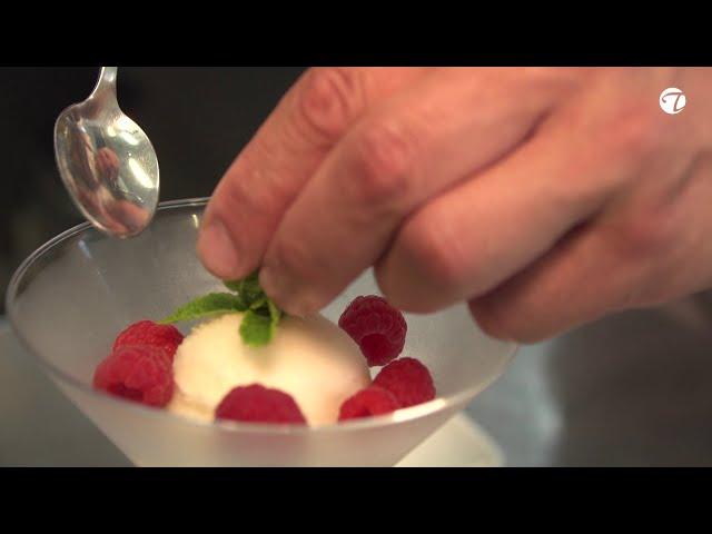 Hausgemachtes Sorbet von Bergamotte mit Tongabohne   Preisfrage   Topfgucker-TV
