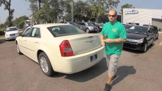 Autoline's 2008 Chrysler 300 LX Walk Around Review Test Drive