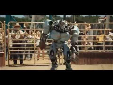 Eminem - Till I Collapse (real steel version) (видео)