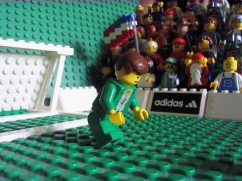 Dramatización LEGO de la falla de Green