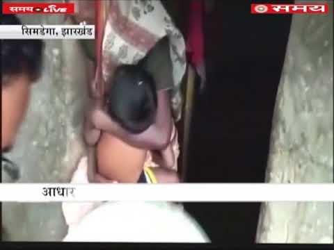 An 11-year-old girl dies due to hunger in Jharkhand