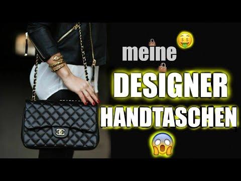 Meine DESIGNER Handtaschen👜 I Ysl, Chanel, Louis Vuitton I Vintage?! I TamtamBeauty