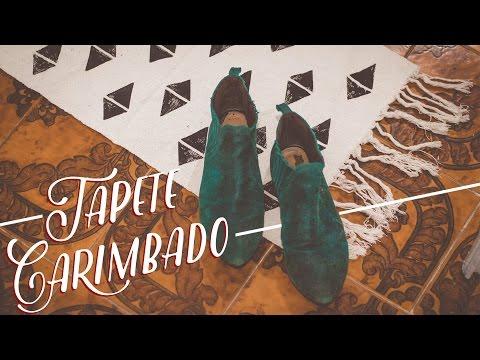 Customize um tapete