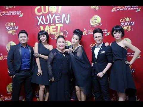 Giới thiệu chương trình Cười Xuyên Việt 2016
