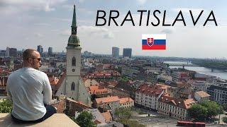 Bratislava Slovakia  city photo : BRATISLAVA, SLOVAKIA - the best kept SECRET