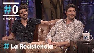 Video LA RESISTENCIA - Entrevista a David Verdaguer y Óscar Machancoses | #LaResistencia 21.06.2018 MP3, 3GP, MP4, WEBM, AVI, FLV Agustus 2018