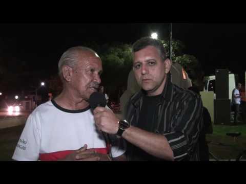 Cruzada evangelística - Registrando vidas para Cristo -  Barrinha TV