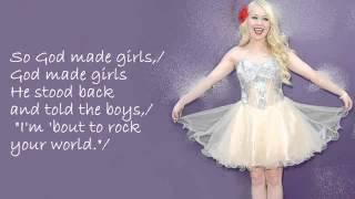 RaeLynn - God Made Girls Lyrics (DOWNLOAD MP3) - YouTube