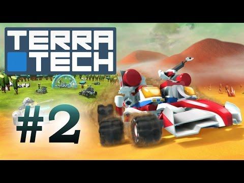 TerraTech - #2 - бездонное хранилище