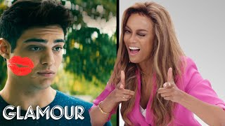 Video How Tyra Banks Would Handle Peter Kavinsky, Mean Girls & More | Glamour MP3, 3GP, MP4, WEBM, AVI, FLV Desember 2018