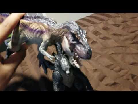 Godzilla and rexy season 7 episode 48 the big fight