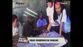 Video Rekaman Penyusunan Pengaturan Strategi ISIS di Marawi Part 01 - iNews Prime 06/06 MP3, 3GP, MP4, WEBM, AVI, FLV Juli 2018