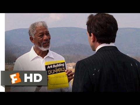 Evan Almighty (6/10) Movie CLIP - Evan Speaks With God (2007) HD