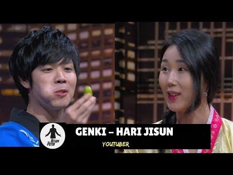 Download Video Hari Jisun dan Genki Cicipi Makanan Indonesia | HITAM PUTIH (13/09/18) 3-4