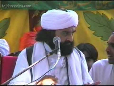 Pir Naseeruddin Naseer - http://www.tajdaregolra.com Ali Mushkil Kusha Daleel e Naseer Great Bayan by Pir Naseer ud din Naseer R.A Golra Sharif.