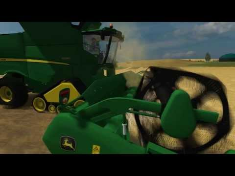 JOHN DEERE S690i by Big Boss Modding | LS2013 |